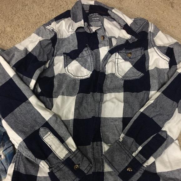 Arizona Jean Company Other - ⛄️ 3 Shirts!!! BOYS Winter bundle 10/12 ⛄️